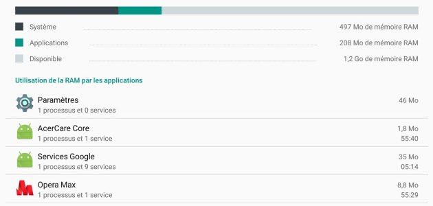 Android 6 : détectez les applis qui nuisent aux performances de votre smartphone