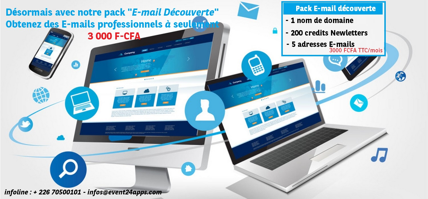 Offre email pro